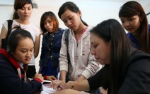 SV lại khiếu nại Trường CĐ Văn hóa nghệ thuật - du lịch Sài Gòn