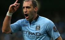 Zabaleta gắn bó với Manchester City thêm 4 năm