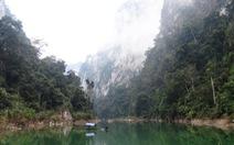 Trên sông Gâm hoang dã