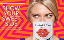 """""""Búp bê"""" Sharapova đổi tên thành Sugarpova"""