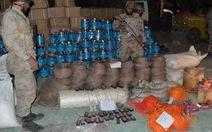 Pakistan thu giữ hơn 100 tấn hóa chất dùng để chế tạo bom