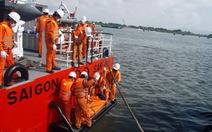 Canô bị chìm tại Cần Giờ không được phép chạy trên biển