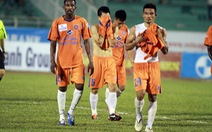 V-League 2013 rối tung