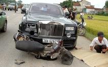 Xác định chủ siêu xe tông chết hai người