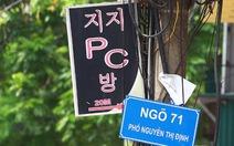 Lắm phố Nhật, Hàn, Trung Quốc... ở Hà Nội
