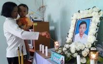 Phỏng vấn công an viên lấy cung em Lê Hoàng Triệu Khang