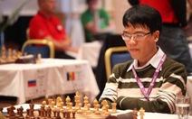 Lê Quang Liêm giải thích trận thua đáng tiếc trước nhà vô địch thế giới