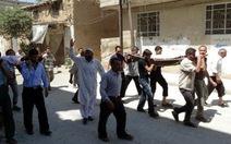 Syria sẽ cho phép LHQ khảo sát tình hình sử dụng vũ khí hóa học