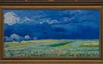 Phát triển công nghệ sao chép tranh Van Gogh định dạng 3D