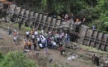 Mexico: tàu trật bánh, ít nhất 6 người tử nạn