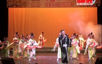 """Video clip: Biểu diễn """"Tinh hoa văn hóa truyền thống Nhật Bản"""" tại Hà Nội"""