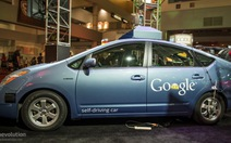 Google nghiên cứu phát triển taxi robot