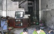 Cháy nhà trọ giữa khuya, hàng chục sinh viên kêu cứu