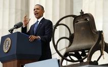 Tổng thống Mỹ kêu gọi xã hội không phân biệt màu da