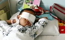 Kinh hoàng cậu bé Trung Quốc bị bắt cóc, khoét mắt