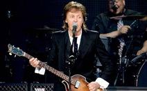 """Paul McCartney """"chào hàng"""" bản tình ca quyến rũ"""