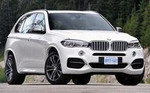 BMW ra mắt X5 M50d chạy động cơ diesel