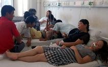 Rò rỉ hóa chất ở Thượng Hải, 15 người chết