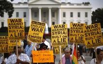 """Tên lửa Mỹ """"giương nòng"""", Syria sẵn sàng đáp trả"""