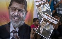 Ai Cập chuẩn bị xử cựu tổng thống Morsi
