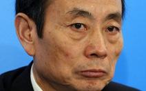 Trung Quốc điều tra một lãnh đạo cấp cao