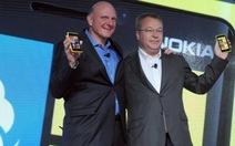 Microsoft chi 7,2 tỉ USD mua lại thiết bị, dịch vụ của Nokia