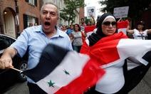 50% người Mỹ phản đối tấn công Syria
