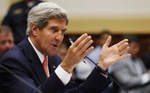 Ngoại trưởng Mỹ tuyên bố đã có liên minh tấn công Syria