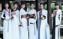 Áo dài Việt biến tấu với kimono Nhật: đẹp hay không?