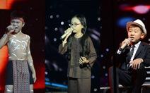Giọng hát Việt nhí: kết quả dễ đoán?