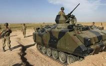 Thổ Nhĩ Kỳ đưa thêm quân tới biên giới Syria