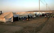 Kêu gọi hỗ trợ dân tị nạn Syria