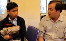 Lê Thành Long đã nhập học