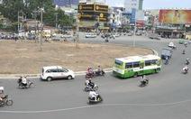 Thông xe vòng xoay Nguyễn Thái Sơn