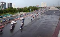 Ngày mai 12-9, hợp long cầu Sài Gòn 2