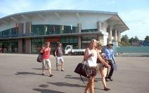 Kéo hàng không quốc tế đến sân bay tỉnh