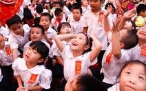 Yêu cầu thầy cô giáo dành nhiều lời khen cho HS lớp 1