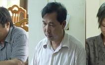 Khởi tố phó chủ tịch UBND huyện Lang Chánh, Thanh Hóa