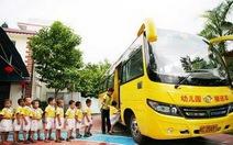 Trung Quốc: bé 3 tuổi bị bỏ quên trên xe buýt đến chết