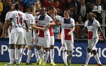 Ligue 1: Paris Saint-Germain lần đầu lên đỉnh