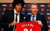 "Marouane Fellaini muốn trở thành ""Roy Keane mới"" tại M.U"