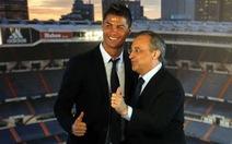 Ronaldo nhận lương cao nhất thế giới