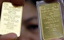 Giá vàng lùi sát mốc 37 triệu đồng/ lượng