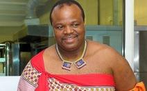 Vua Swaziland cưới vợ thứ 14