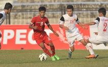 U-19 VN lạc quan vượt qua Lào để có mặt ở chung kết