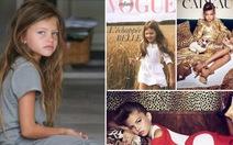 Pháp cấm trẻ em tham gia thi sắc đẹp