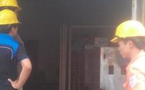 Cháy trạm biến áp gây mất điện trên diện rộng
