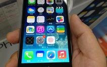 Giá iPhone 5S nhảy lên gần 40 triệu đồng tại VN