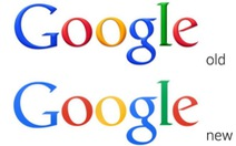 """Google """"chà phẳng"""" logo mới"""