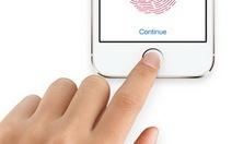 iPhone 5S: cài đặt và sử dụng bảo mật dấu vân tay